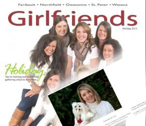 Doggybow in Girlfriends Magazine